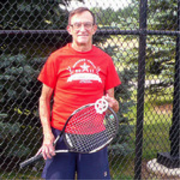 Senior Tennis Lessons