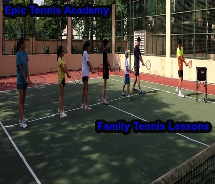 Group Tennis Lessons starting from $25 per hr